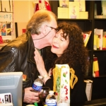 Book Soup, West Hollywood, California, Karen Kondazian and Simon Levy, February 11, 2012