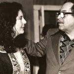 ROSE TATTOO - Karen with Tennessee Williams - Feb. 4, 1979