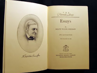 emerson essays amazon Emerson's second collection of essays appeared in 1844  amazoncom barnes&noblecom - $ volume 3 of the collected works of ralph waldo emerson.