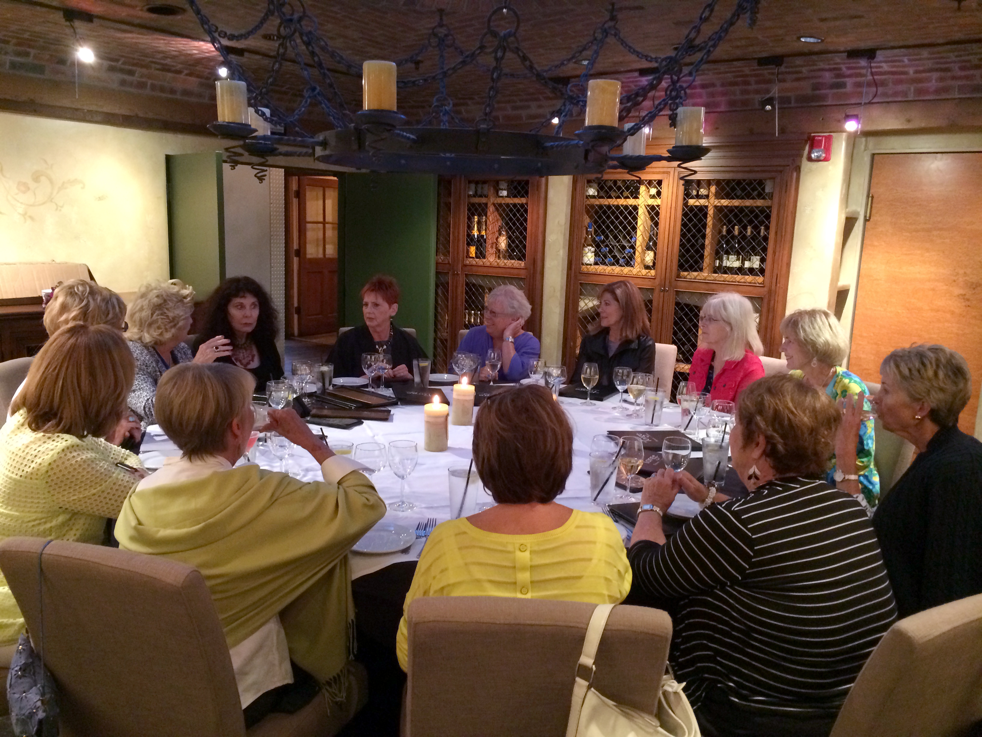 Discusses the whip with the morgan hill amp page turners book club